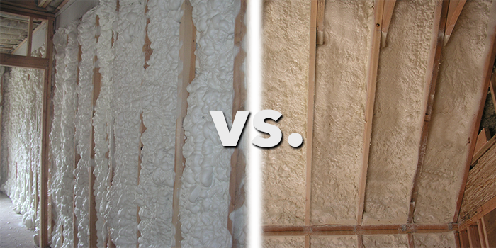 Closed Cell Vs Open Cell Supreme Foam Insulation Kerry