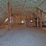 Commercial Insulation Extension Container Attic Space Spray Foam Insulation in Limerick, Clare, Tipperary, Cork and Kerry