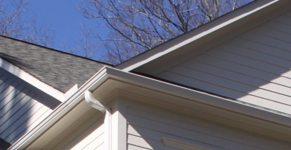 PVC Gutters Repair and Installation