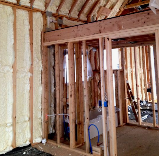 Commercial Insulation Spray Foam Insulation Installers